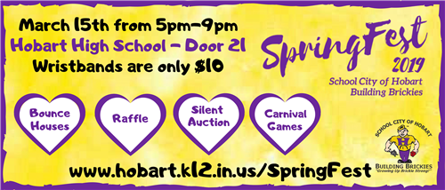 SpringFest 2019 - March 15th