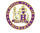School City of Hobart Mobile Logo